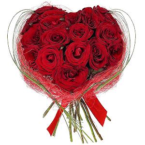 Букеты на 14 февраля - Любимой!